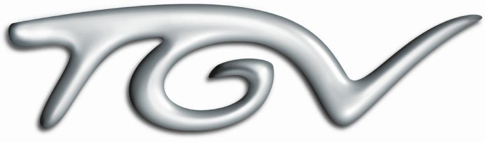 TVG logo train